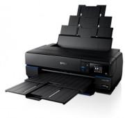 Printers, binding equipment