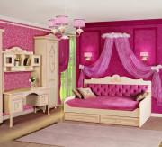 Bērnu un pusaudžu mēbeles