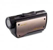 Portatīvās videokameras, optika