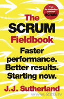 The Scrum Fieldbook Faster performance.
